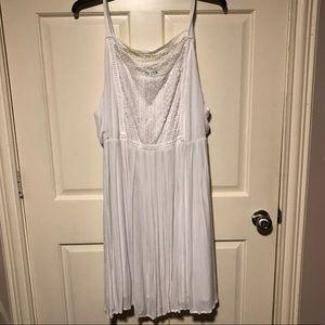White Torrid Dress